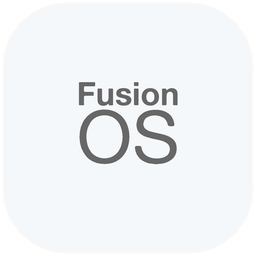 Icon des FusionOS Smart Factory Betriebssystems